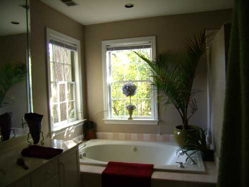 Great Windows In Our Bathroom Reeder Redecoration